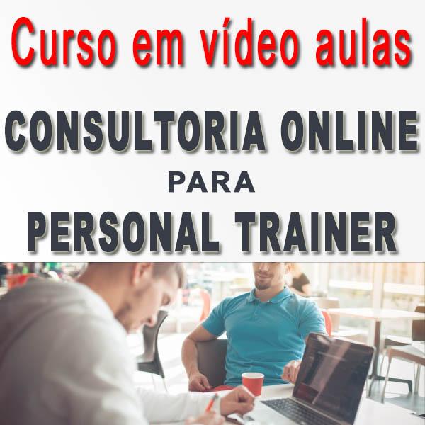 curso consultoria online para personal trainer