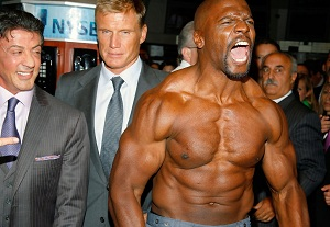 Terry-Crews treino e dieta