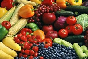 Alimentos antioxidantes frutas suplementos
