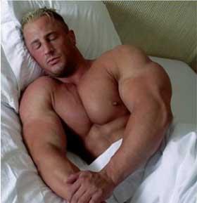 Sono descanso musculação