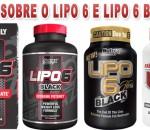 Lipo 6 e Lipo 6 Black → Saiba como tomar e veja o ANTES E DEPOIS