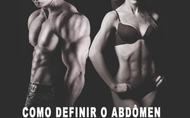 como definir o abdômen