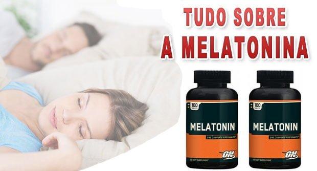 melatonina efeitos colaterais como tomar preço comprar