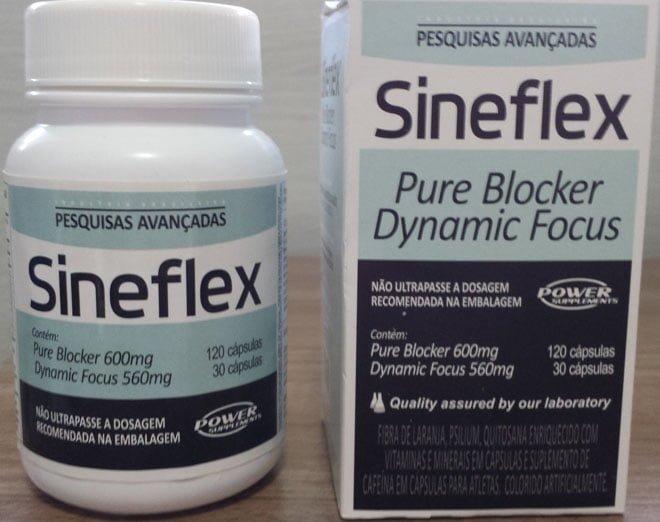 Termogênico Sineflex - Relatos