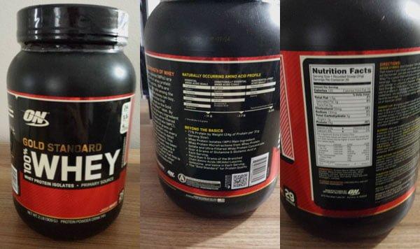 whey protein optimum sabores preço comprar