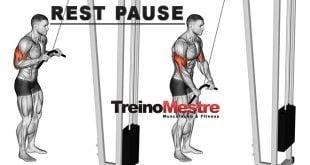 Rest Pause técnica método