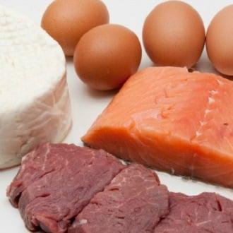 proteínas de alto valor biologico massa muscular