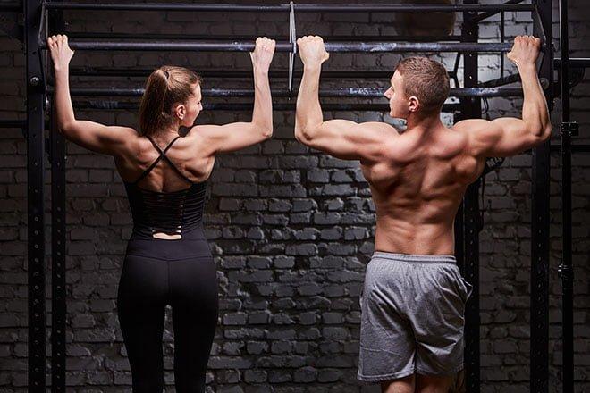Treino de musculação para emagrecer
