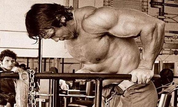 barras paralelas execução correta músculos trabalhados