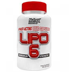 Lipo 6 Nutrex Research 120 caps