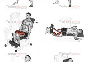 Treino de Pernas: 10 Exercícios para engrossar pernas e coxas (com vídeo)