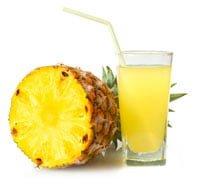 suco abacaxi diuretico