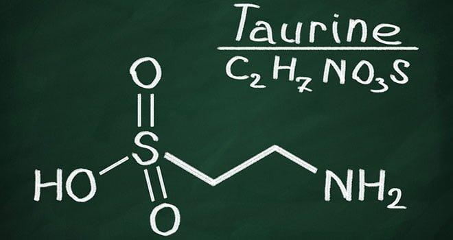fórmula da taurina