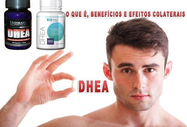 DHEA dehidroepiandrosterona