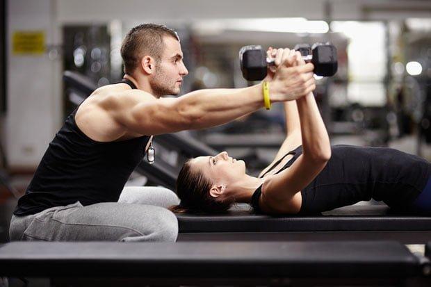 ter resultados com um treino de 30 minutos musculação