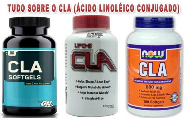 CLA (Ácido linoléico conjugado)