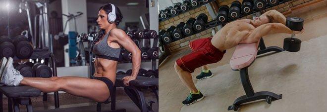 como treinar sozinho com qualidade musculacao