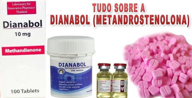 Dianabol efeitos colaterais e ciclos