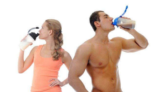 suplementos whey protein treino hiit