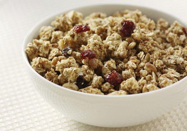 granola benefícios engorda ou emagrece