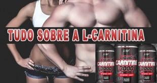 L Carnitina - Para que serve, efeitos colaterais e emagrece