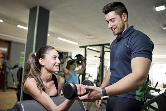número de series no treino musculação