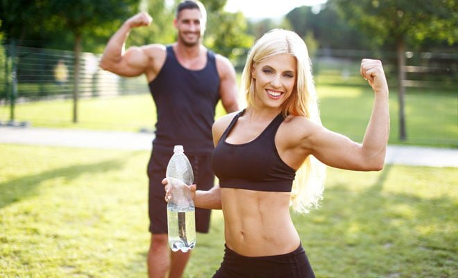 Musculação: como ter resultados ate o verão músculos