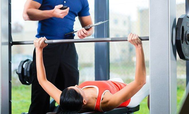 Testes de 1RM na musculação
