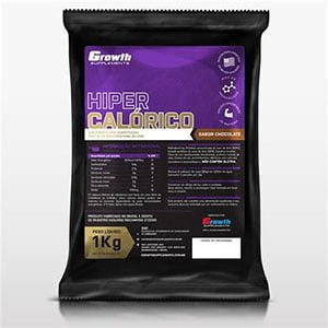 Hipercalórico - Growth Supplements