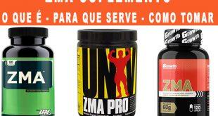 ZMA o que e para que serve funciona como tomar
