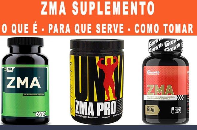 ZMA o que e funciona benefícios composição como tomar