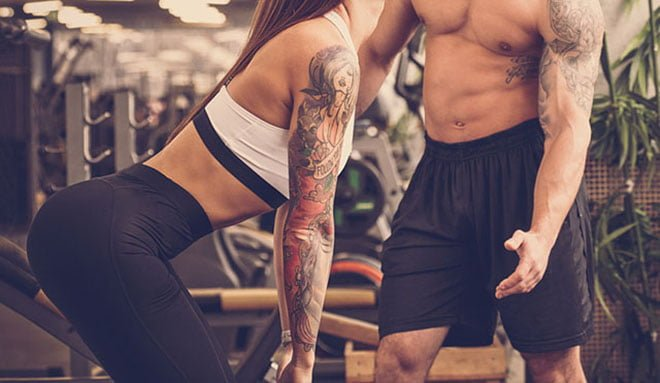 técnicas de treinos musculação homens e mulheres