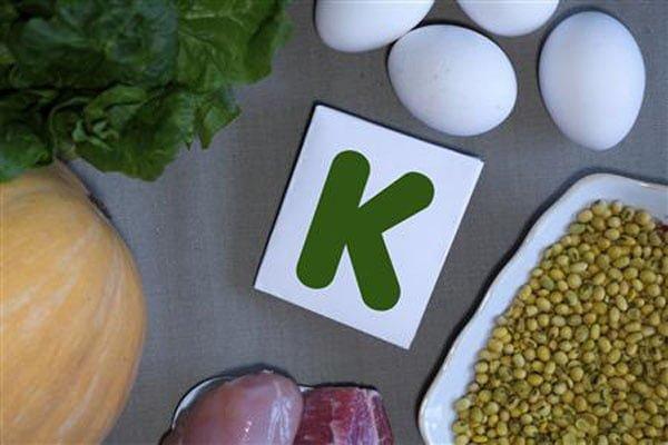 vitamina k alimentos ricos