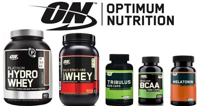 Optimum Nutrition ON