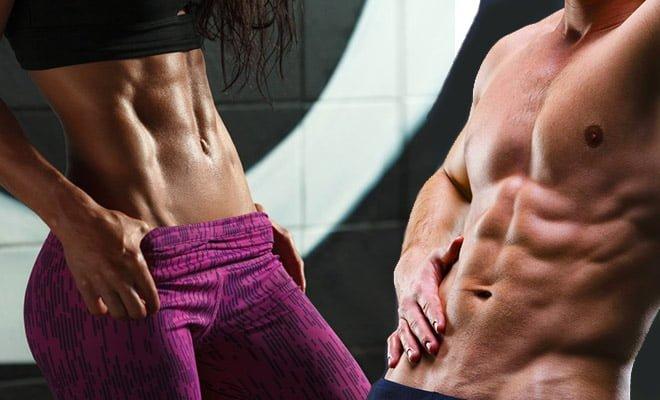 Exercícios que substituem os abdominais abdomen definido