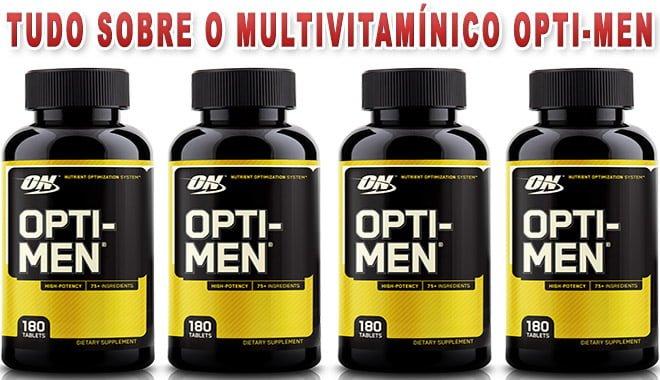 Opti Men Optimum Nutrition