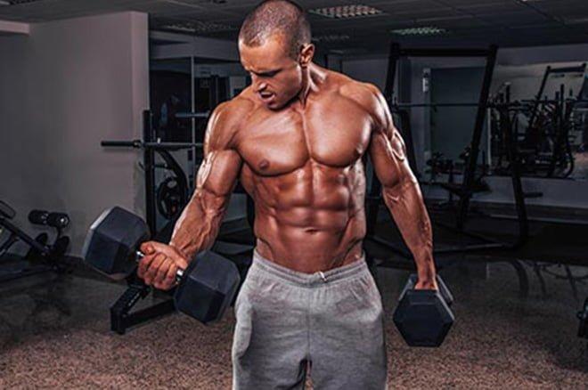 Motivação: ''força, foco e fé'' - Treino musculação