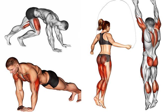 treino izumi tabata abdominal corpo todo massa muscular