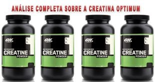 Creatina Optimum Nutrition