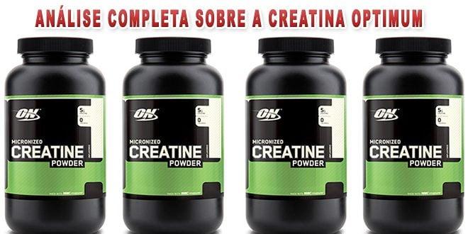 Creatina Optimum Nutrition