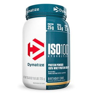 Iso 100 Whey Protein Isolado Dymatize Nutrition