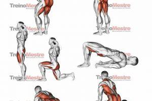 10 Exercícios para Glúteos – Os Melhores para ter GRANDES RESULTADOS!