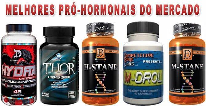 Melhores pro hormonais do mercado