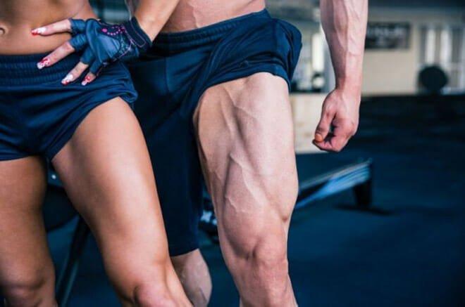Pernas trincadas - Exercícios