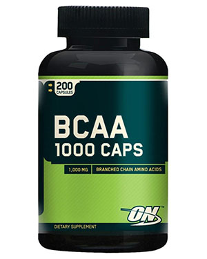 BCAA 1000 ON Optimum Nutrition