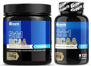 BCAA da Growth Supplements