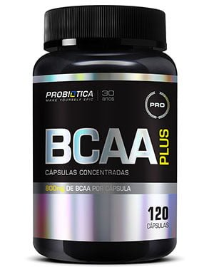 BCAA Plus Probiótica