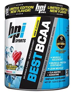 Best BCAA BPI