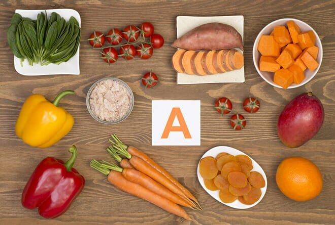 Betacaroteno fontes alimentos
