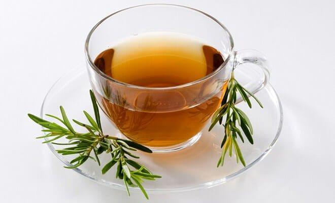 Chá de alecrim